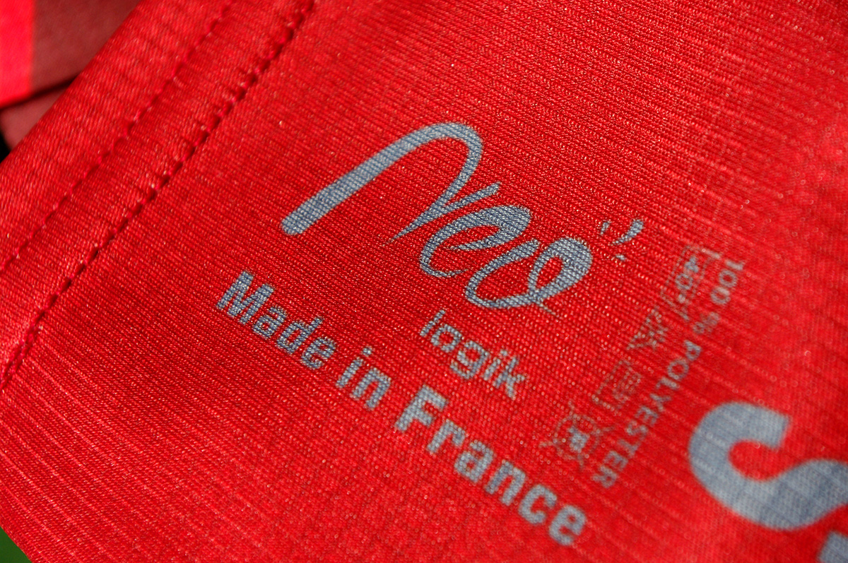 Maillot de trail Endavant 66 made in france